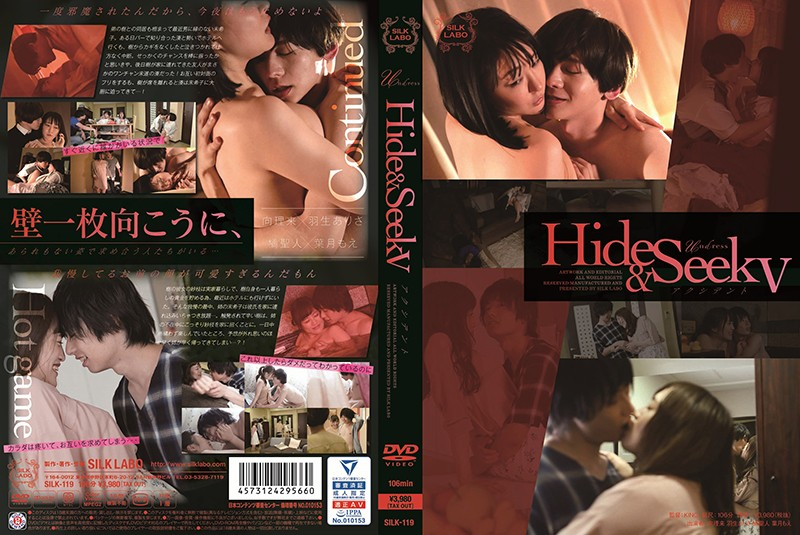 Cover [SILK-119] Hide & Seek V