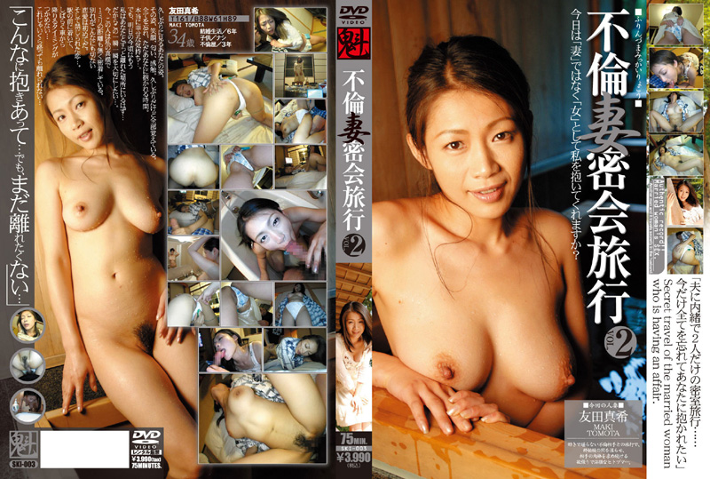 Cover [SKI-003] Travel VOL.2 Wife Affair Secret Meeting